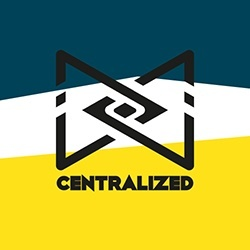 web logo design Centralized