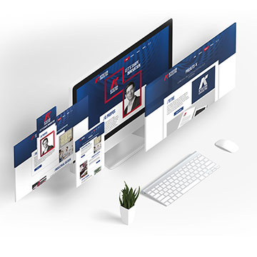 web design website AP-Design Consulting